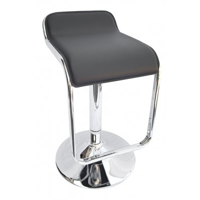 Bruxel Bar Stool-Dark Brown