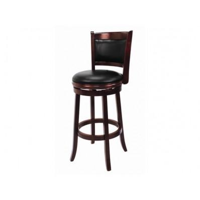 Backed Barstool - Seat Height 30 - English Tudor