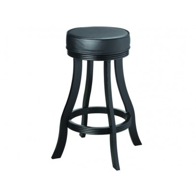 Spectator Chair Bar Stool Black